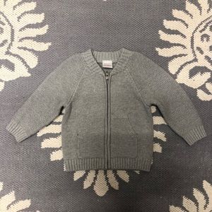 🆕 Hanna Andersson Zip Up Sweater Cardigan